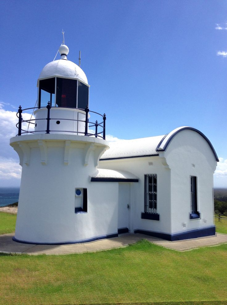 Crowdy Head Lighthouse, Coopernook, NSW, Australia