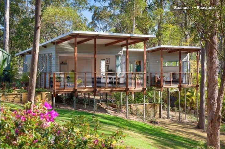 Stilt Houses: 10 Reasons to Get Your House Off the Ground — BERGDAHL REAL PROPERTY