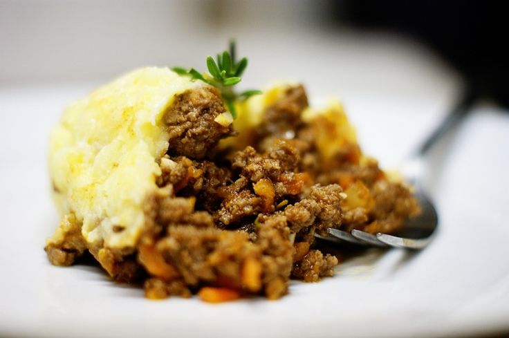 "When I was first married, I made my husband a really traditional, British Shepherd's pie, and I remember his response to it like it was yesterday. He simply said: ""Thanks. But please, don't ever ma..."