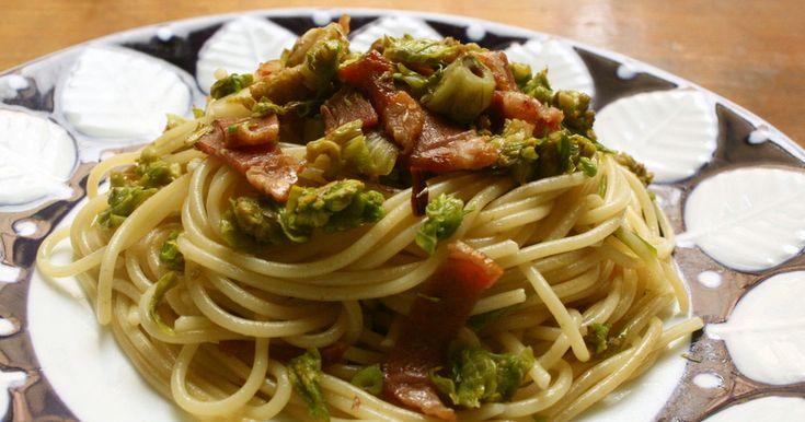 山菜♪簡単♬ふきのとうのペペロンチーノ by しゅんさや777 [クックパッド] 簡単おいしいみんなのレシピが261万品