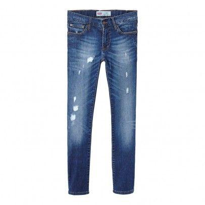 Jeans Skinny Scoloriti 520 Denim  Levi's