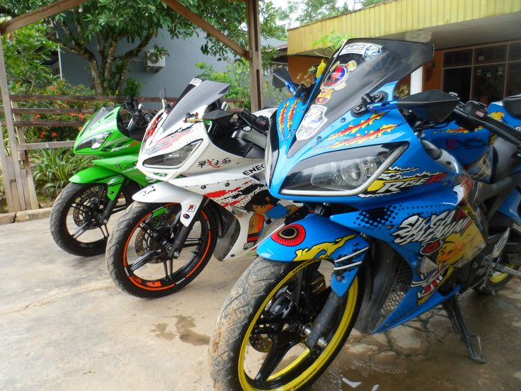 Sticker Motor Sorong Wrap & Cut Yamaha R15 #TribalGraphics #CuttingSticker #3DCuttingSticker #Decals #Vinyls  #Stripping #StickerMobil #StickerMotor #StickerTruck #Wraps  #AcrilycSign #NeonBoxAcrilyc #ModifikasiMobil #ModifikasiMotor #StickerModifikasi  #Transad #Aimas #KabSorong #PapuaBarat