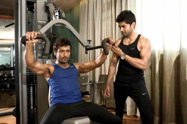 Surya Body Workout