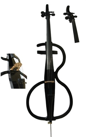 Elektronické cello (možnost č.1)