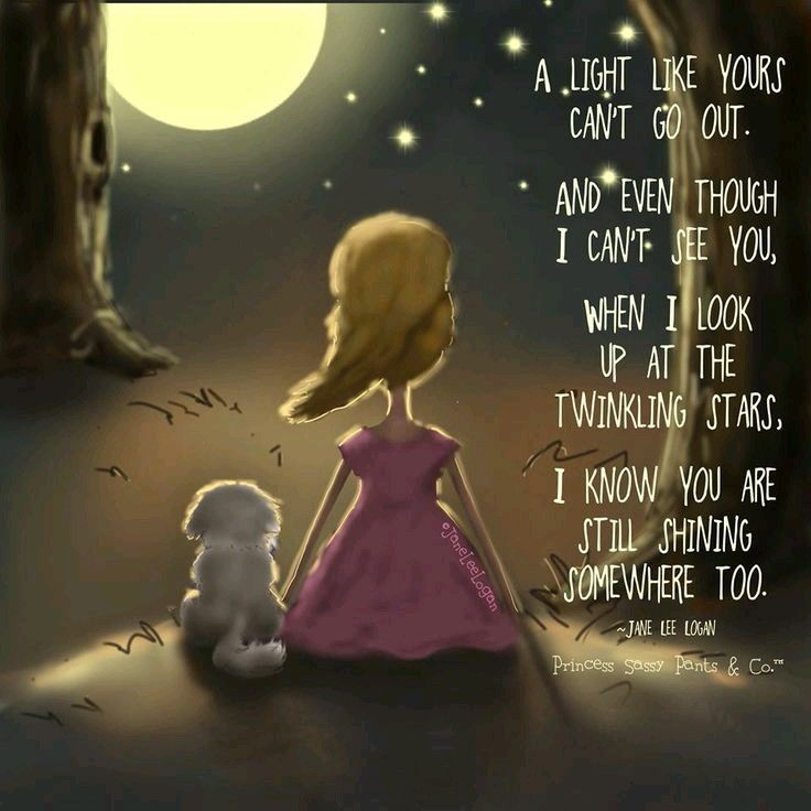 Beautiful memorial quote. Words to remember when you're missing someone special.