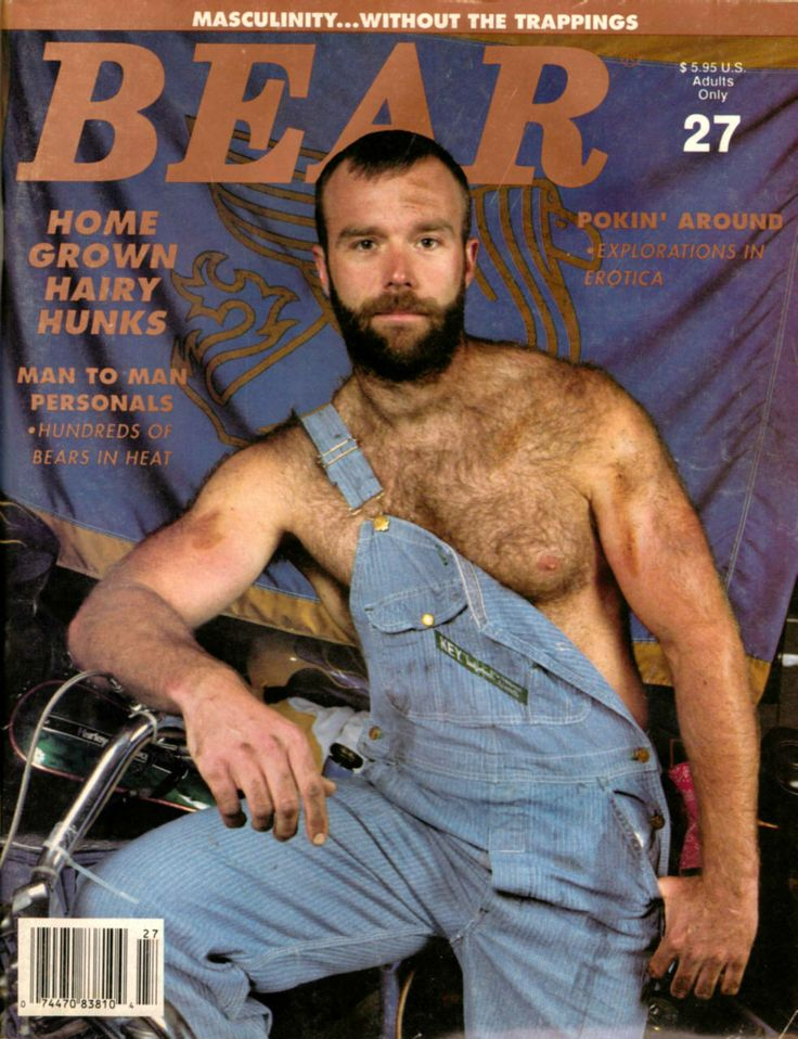 bear sex man