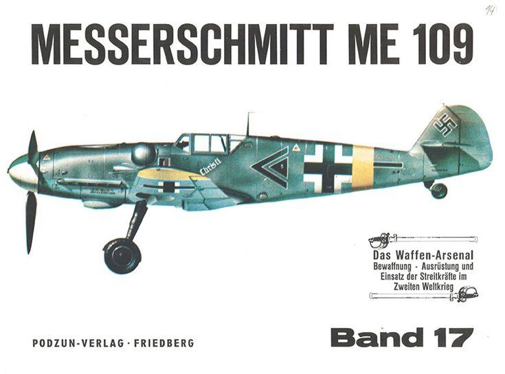 Das waffen arsenal 017 - Me 109
