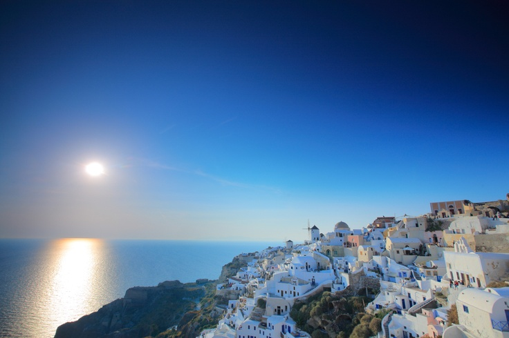 like a dream... #travel #Greece