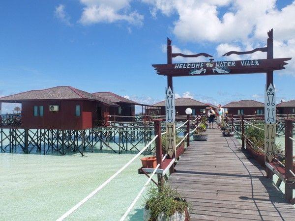 Foto-foto Maratua, Kembarannya Maladewa
