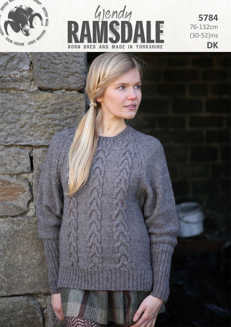 5784 - Wendy Ramsdale dk http://www.tbramsden.co.uk/catalog/patterns/womens/5784