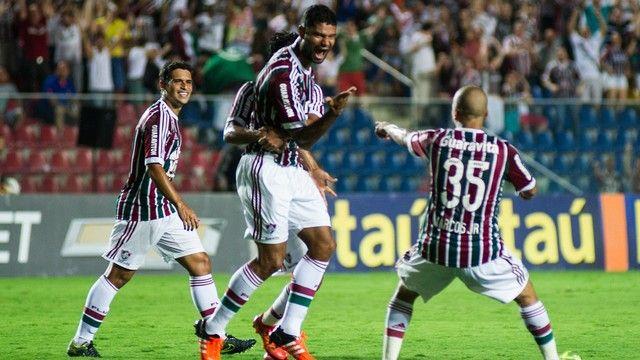 gum, fluminense, gol, avaí (créditos: Bruno Haddad/Fluminense FC)
