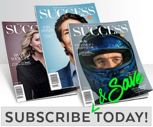 Subscribe to SUCCESS Magazine