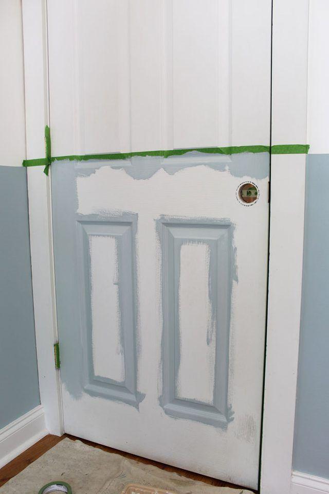 1000 ideias sobre pintar portas interiores no pinterest portas. Black Bedroom Furniture Sets. Home Design Ideas