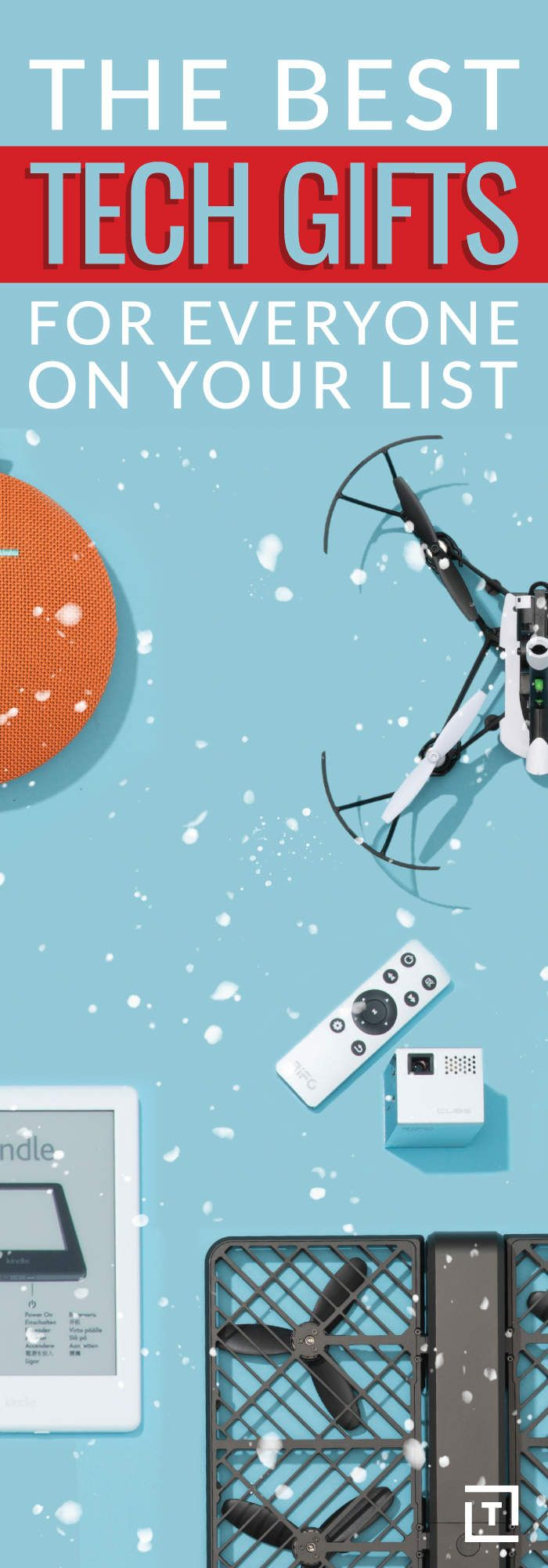 The Best Gadgets to Give Anyone on Your List This Year