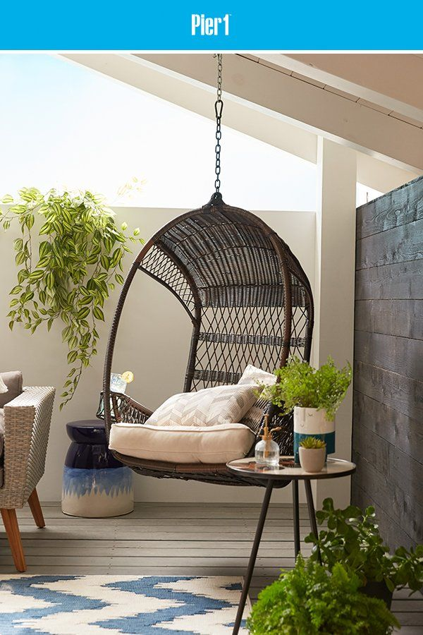 Feel Like Hanging Out Our Swingasan Was Made For That Curl Up