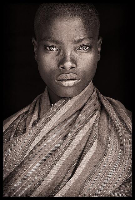 Samburu Shepherd by John Kenny Photography, via Flickr