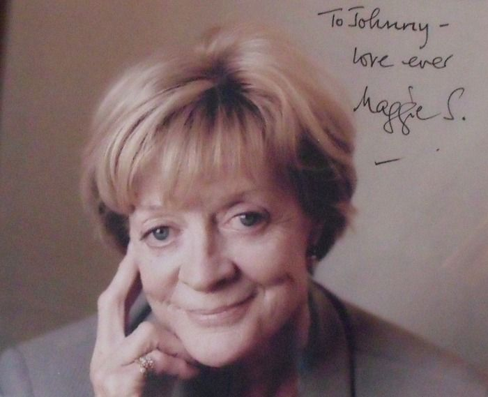 actress maggie smith films | Maggie Smith » Dame Maggie Smith Film, Stage, And Television Actress ...