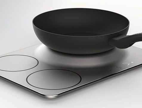 Level Induction Cooktop | Red Dot Design Award for Design Concepts: