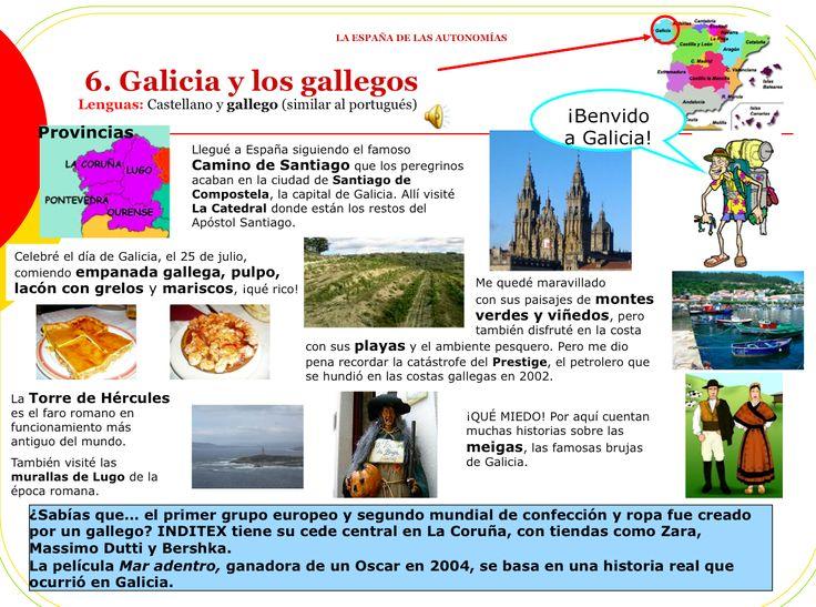 M s de 25 ideas incre bles sobre mapa de galicia en for Piscinas naturales urederra