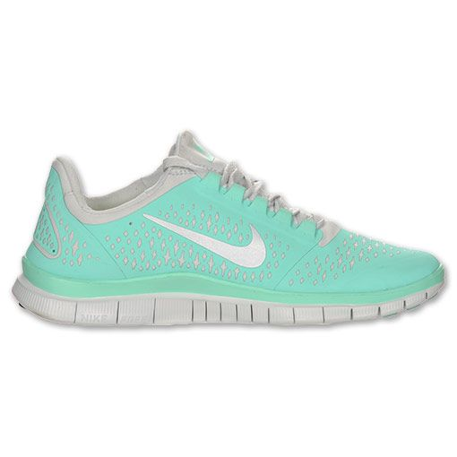 Nike Free 3.0 V4 Women's Running Shoes | FinishLine.com | Tropical  Twist/Reflect