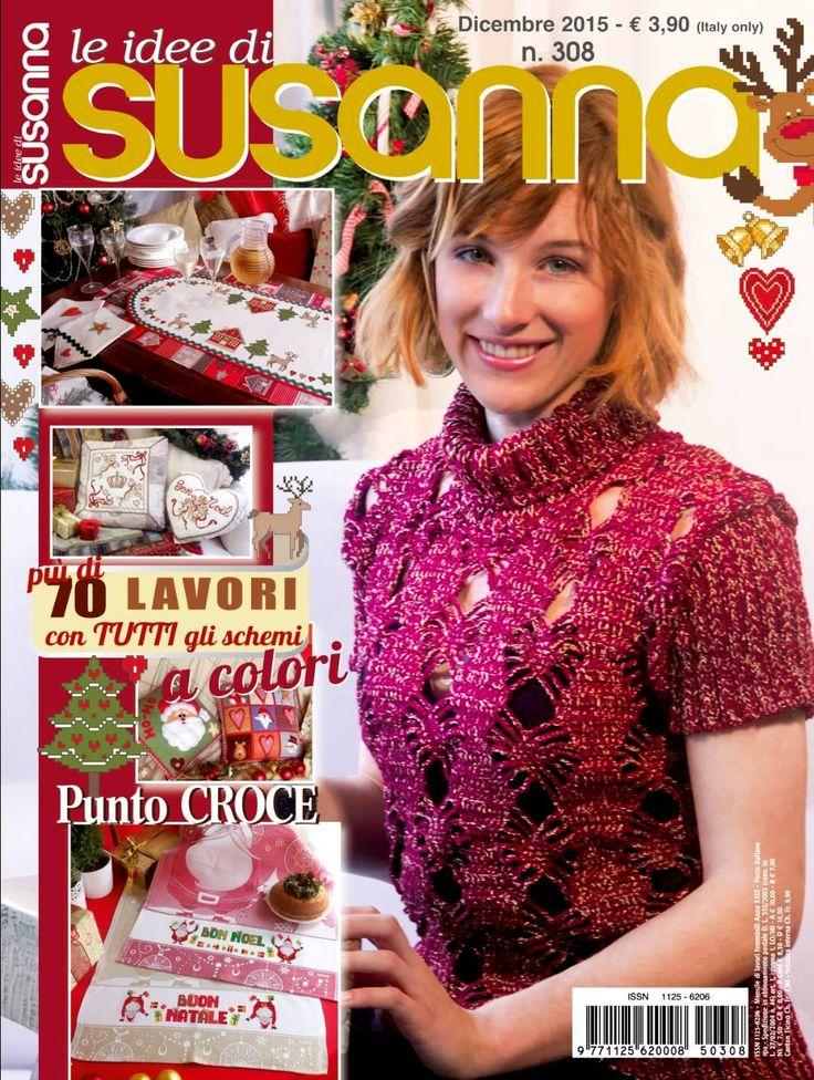 LE IDEE DI SUSANNA č. 308 prosinec 308 v e-shopu www.finery.cz