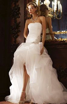 Brides: David's Bridal : Style No. SPK470 : Wedding Dresses Gallery
