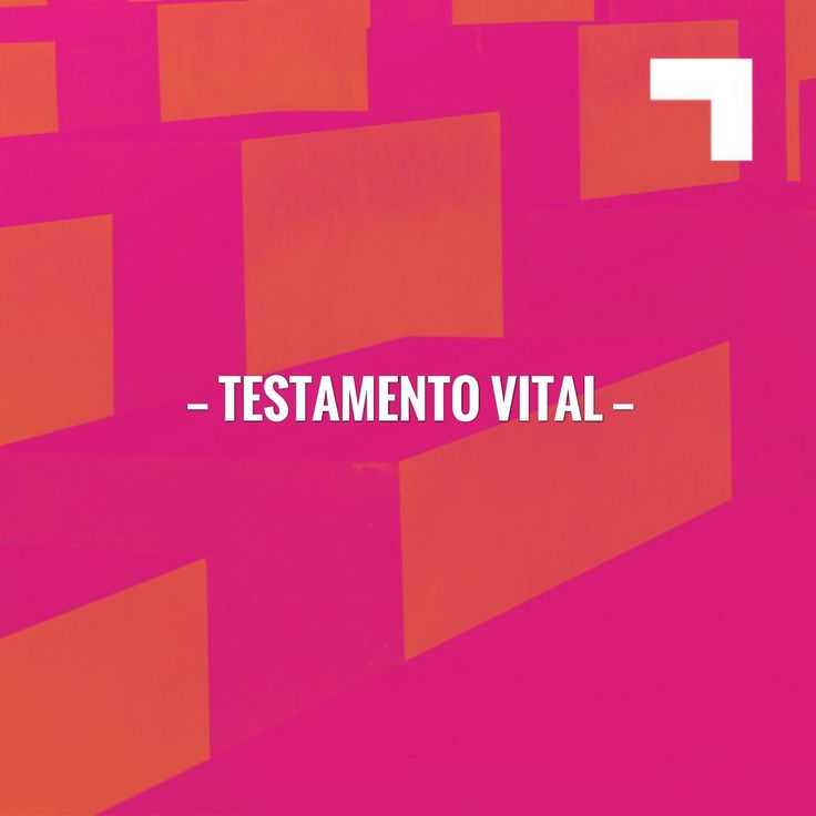 Take a peek into my blog here 👀 Testamento Vital http://www.abogadoherencias.org/2013/10/testamento-vital.html?utm_campaign=crowdfire&utm_content=crowdfire&utm_medium=social&utm_source=pinterest