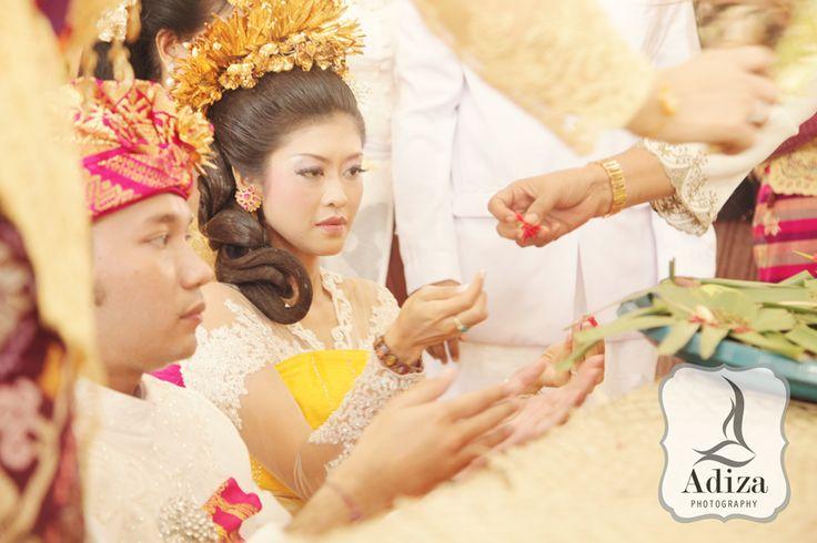 # Balinese wedding photography # Pawiwahan ceremony