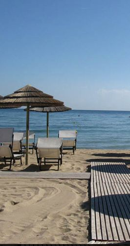 Luxury holiday in #Puglia, top 5 beaches with facilities, #AriaofPuglia