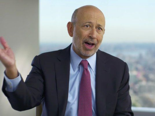 Here's who could replace Lloyd Blankfein someday as Goldman Sachs CEO