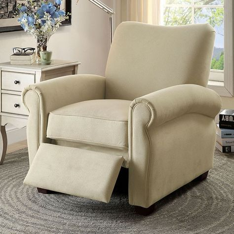 LETTIE PUSH BACK CHAIR  PRICE: $346.00  #recliner #pushbackchair #chair #livingroomset #bedroomset #diningroomset