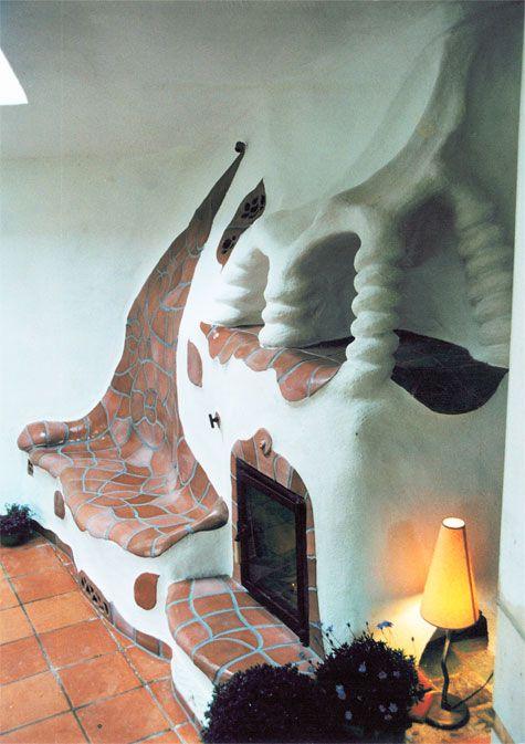 Kachelöfen und Keramik