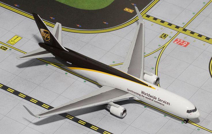 1/400 GeminiJets United Parcel Service (UPS) Boeing 767-300wF