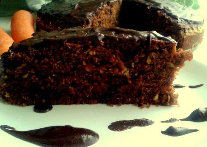 australijskie ciasto marchewkowe
