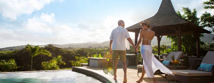 Heritage The Villas combines the independence and privacy of luxury villas accommodation in Mauritius Island to rent with all the services of a five-star hotel.