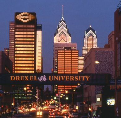 Drexel University  Philadelphia, PA - Just rec'd my acceptance letter today for the MSN program at Drexel... hummmm... choices choices choices