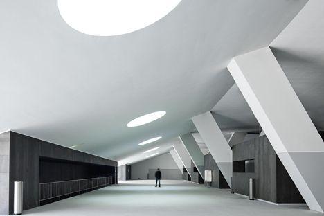 Centro Multiusos de Lamego by Barbosa & Guimarães: Interior Design, Architecture Interiors, Interior Architecture, Photo