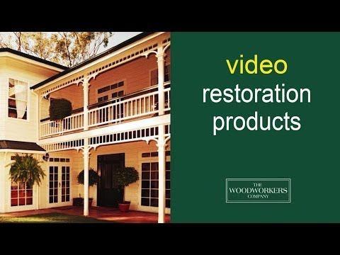 14. Renovating old houses - PUBLICATIONS & FAQ - Woodworkers