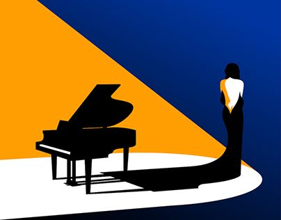 """Check out new work on my @Behance portfolio: """"Music and sensuality"""" http://be.net/gallery/57920761/Music-and-sensuality"""