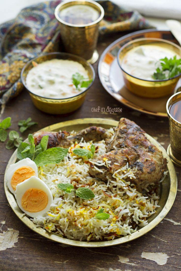 51 best muslim food bloggers challenges recipes images on hyderabadi chicken biryani is one of the most popular indian rice recipes around the globelearn how to make it step by step forumfinder Gallery