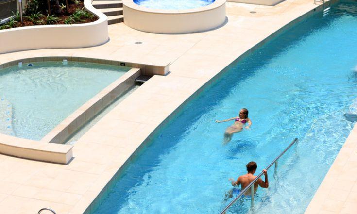 Pool at Monaco Resort Caloundra Sunshine Coast QLD