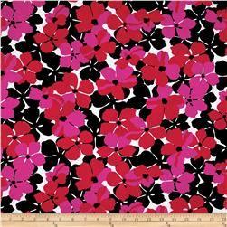 Kanvas Island Blossom Flower Fuchsia