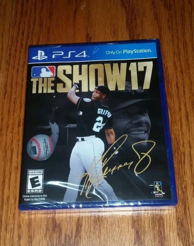 Up for sale--- Brand New MLB: The Show 17 If you have any questions, feel free to ask. Thanks for looking! #brand #playstation #sony #show