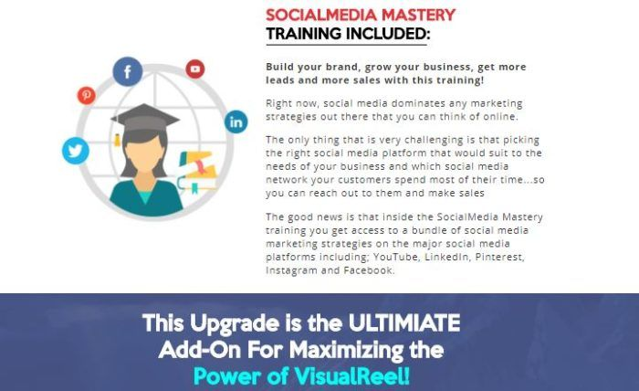 Extraordinary Visual Reel Advantage Platform Review - the Best Upsell #2 of Visual Reel with Upgrade to Visual Reel Advantage is The Real Hardcore Advantage Features for Complete Visual Content Creation & Traffic to Increase Traffics, Leads, Sales and Profits