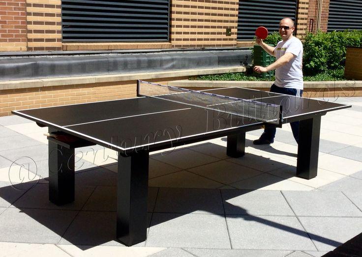 Charmant Custom Outdoor Ping Pong Table