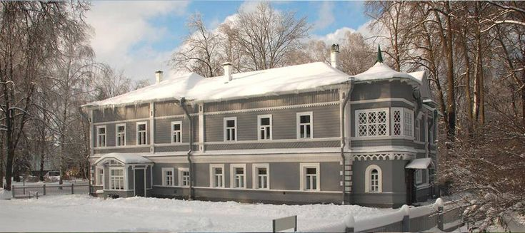 TCHAIKOVSKY HOUSE-MUSEUM IN KLIN #moscovery #moscow #tchaikovsky #house #museum #klin