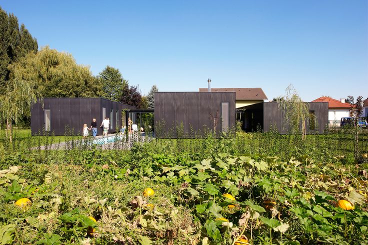 franz architekten / streckhof reloaded zellerndorf / einfamilienhaus