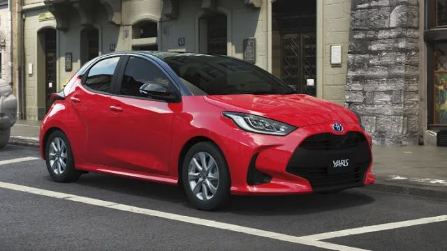 2020 Toyota Yaris Unveiled Option Of Hybrid Power For The First Time Toyota Hybrid Yaris Toyota