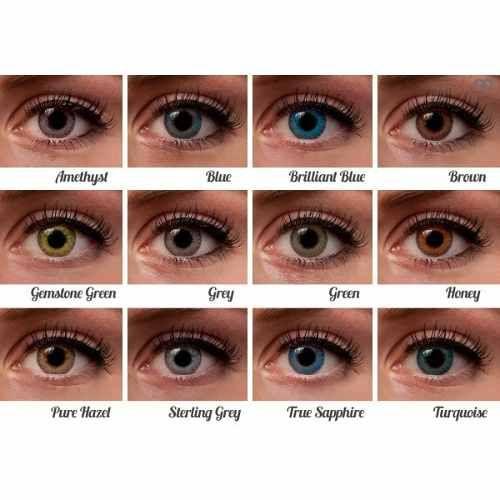 lentes de contacto freshlook colorblends preguntar colores.