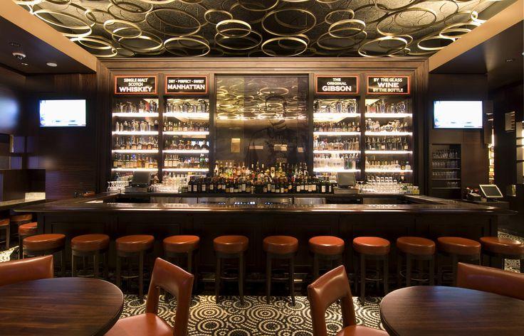 Barrel bar lounge ideas imagine these bar interior for Commercial wine bar design ideas